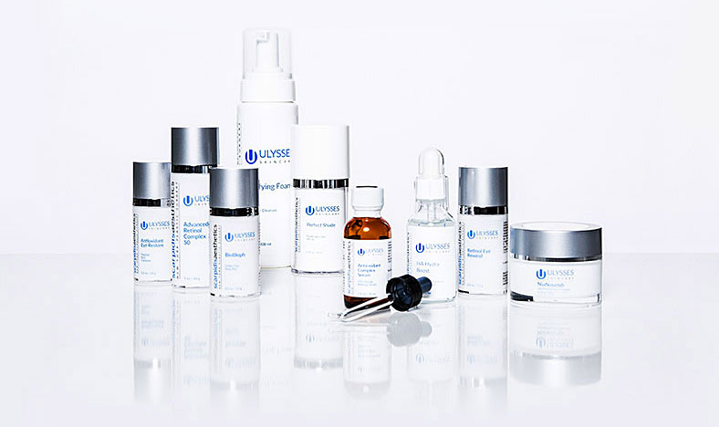 Skin Care Products by Ulysses™ | NYC